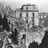 Bundesarchiv Bild 183-J26131, Italien, Monte Cassino, Zerstörungen