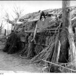 Italien, getarnter Panzer V (Panther)