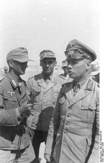Erwin Rommel in Africa
