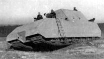 panzerkampfwagen VII Maus Alemania WWII militarialagleize1944