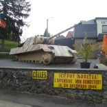 panzerkampfwagen V Panther Celles Belgica