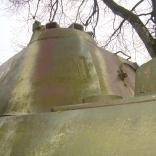 panzekampfwagen V Grandmenil Belgique WWII