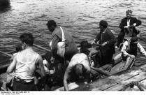Atlantik, Rettung Schiffbrüchiger