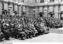 Berlin, Heldengedenktag, Staatsakt im Zeughaus