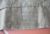 accesorio militar-bandolera M14-USA-Vietnam-2