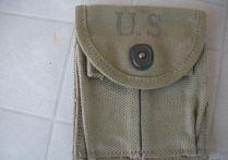 accesorio militar-portacargador colt 45-USA-WWII-1