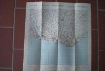 documento militar-mapa militar-aleman-WWII-1