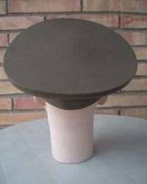 gorra militar-gorra plato oficial infanteria-URSS-Guerra Fría-2