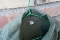 ropa militar-chaqueta Fatigue HBT-USA-WWII 3