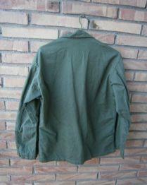 ropa militar-chaqueta Fatigue HBT-USA-WWII 4