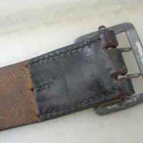 cinturón oficial alemán WWII