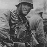 emboscada Poteau Ardenas 1944 WWII militarialagleize1944