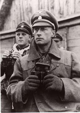 SS-Standartenführer Max Hansen