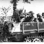 Arnheim, Schützenpanzer