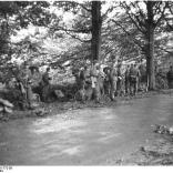 Arnheim, deutsche Infanterie