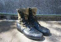 calzado militar-botas militares-USA-Vietnam 1