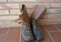 calzado militar-botas militares-USA-WWII 1