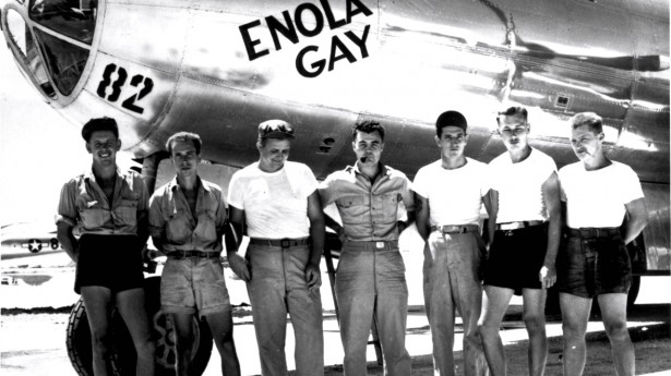enola gay WWII