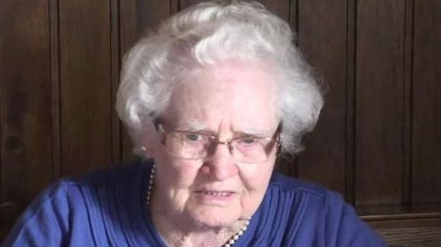 Elisabeth Kalhammer criada Hitler Alemania WWII