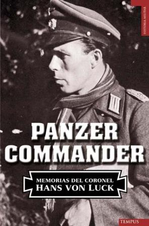 libro militar hans von luck WWII Alemania