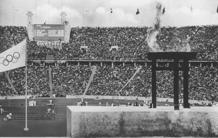 Olympic Stadium 1936 Berlin Alemania