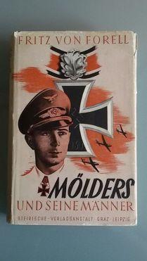 libro militar-Molders y sus hombres 2-alemania-WWII (1)