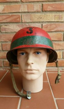 casco militar-USA Navy-WWII (1)