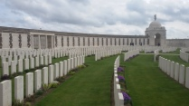 Tyne Cot Cemetery Ypres Belgium