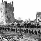 Ypres WWI Belgium