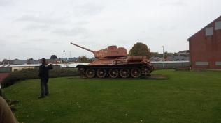 Vehicle Exibition Hall Bastogne Belgium (1)