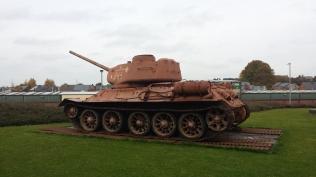 Vehicle Exibition Hall Bastogne Belgium (2)