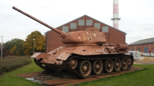 Vehicle Exibition Hall Bastogne Belgium (3)
