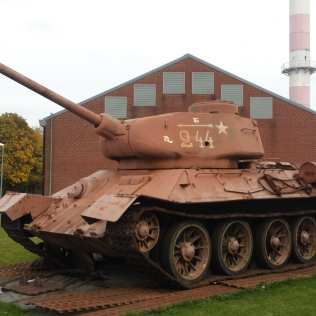 Vehicle Exibition Hall Bastogne Belgium (3)
