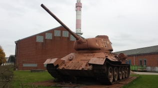 Vehicle Exibition Hall Bastogne Belgium (4)
