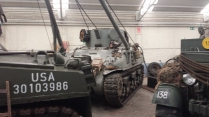 Vehicle Exibition Hall Bastogne Belgium