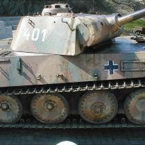 Panzer V-Panther-WWII-Houffalize-Belgique ( (13)