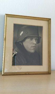 fotografía militar-soldado-alemania-WWII 1