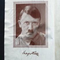 libro militar-Mein Kampf original-Alemania-WWII (5)