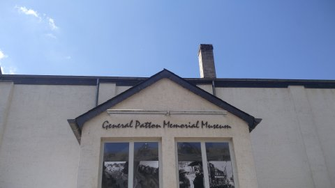 General Patton Memorial Museum (1)