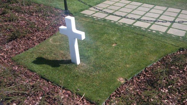 tumba George Patton_Luxemburgo (1)