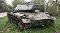 tanque pesado M47 Patton US Army