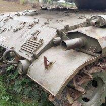 tanque pesado M47 Patton US Army