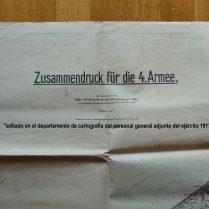 3 mapa militar-kaiserschlatch 1918-alemania-WWI (3)
